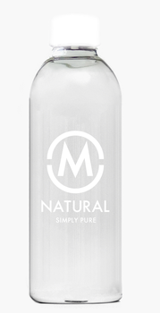 M-Natural Lasipullo 1000ml