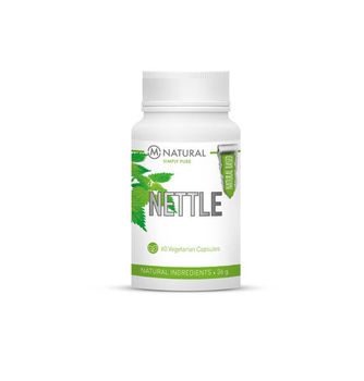 M-Natural Nettle 60 kaps.