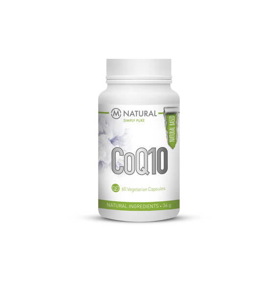 M-NATURAL Co-Q10, 100 mg, 60 kaps.